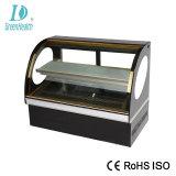 Melhor qualidade do ar de refrigeração de Grande Capacidade vitrina de bolos de padaria