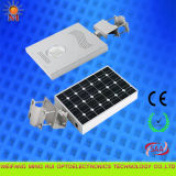 高いEfficiency 5 Years Warranty Integrated Solar LED Street Light 20W