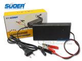 Инвертор Suoer 10A 12V зарядное устройство с Трехфазный блок распределения питания в режиме зарядки (сын-1210)