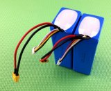 8043125-11.1V18ah 3s3p High Energy Density Lipo Battery Pack