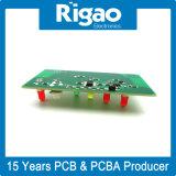 Eine gedrucktes Leiterplatte elektrische Bauteile bilden Hersteller