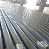 PE de agua del tubo de material plástico HDPE