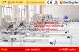 Auto Injera Making Machine / Injera Machine / Crepe Machinery / Etiópia Injera Linha de Produção (fábrica real)