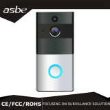 低動力を与えられるの新しい小型無線ビデオIPのドアベルCCTVの保安用カメラ