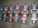 Komatsu original hidráulico Triple: 705-56-34590 de la bomba de engranaje de piezas de repuesto