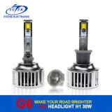 2016 heiße Birne des Verkaufs-Auto-LED des Scheinwerfer-30W 3200lm Osram des Chip-H1 LED, LED-Scheinwerfer-Birnen, LED-Motorrad-Scheinwerfer
