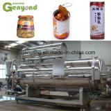 Genyondの缶詰食品の滅菌装置の殺菌機械