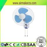 Neuer Modus-guter leistungsfähiger elektrischer Wand-Ventilator mit CB Zustimmung