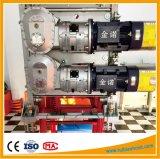 DC avec boîte de vitesses du moteur électrique pour les passagers de la construction d'un palan ascenseur