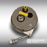 Scatola ingranaggi di riduzione montata asta cilindrica dell'AT (125)