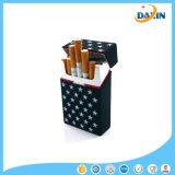 De cinco puntas creativo Personal caso de cigarrillos de silicona impermeable de la estrella