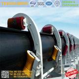 Труба конвейера/ременный транспортер резиновые/ трубопровода резиновые ленты транспортера