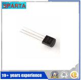 Transistor intégré de triode de Ksp42 Mpsa42 to-92 0.5A/300V NPN