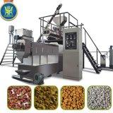 Aliments pour chiens traitant des machines