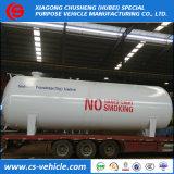 50m3/50cbm/50000L/25tons LPG Gas-Sammelbehälter für Nigeria