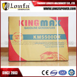 Km5500dx Gerador de gasolina portátil Kingmax Power