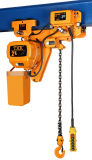 7.5 طن تحميل بإفراط حماية مرفاع كهربائيّة مع ارتفاع سقف منخفضة