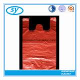 질 제1위 베스트셀러 HDPE t-셔츠 플라스틱 쇼핑 백