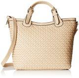 Tote Mummy Bag女性ハンドバッグのウェビングPUの革製バッグの女性のハンドバッグの方法女性大きい容量袋(WDL0398)