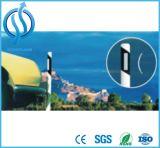 Borne flexível do guia do PVC da estrada