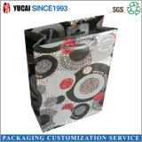 El papel de estilo chino bolsas de la compra