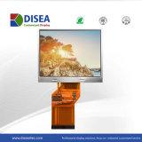 Module d'affichage TFT LCD 3,5 pouces 320x240 24 bit RVB 54broches 250cd/m2