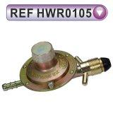 미터 (HWR0102)를 가진 알루미늄/아연 합금 저압 규칙 Forl 천연 가스/LPG