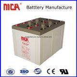 Gute Telekommunikationsspeicherbatterie Qualitäts2v 800ah AGM-VRLA Solar