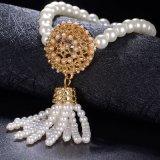 Armbanden van de Parel van de Parel van de luxe de Met de hand gemaakte Imitatie