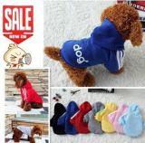 Nouveau Automne Hiver animal de compagnie Les animaux de compagnie les manteaux produits chien vêtements coton doux Chiot Vêtements Vêtements pour chien 7 couleurs Xs-4XL