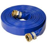 3 polegada de 10 Bar por tecido Layflat PVC Tubo de Descarga/ Flexível