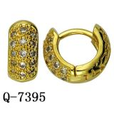 Fabrik-Großhandelsform-Kupfer-Schmucksache-Ohrringe