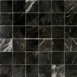 Decorazione di marmo quadrata delle mattonelle di mosaico del Brown e della parete del mosaico