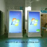 Conception personnalisée de 72 pouces grand écran LCD de signes de la publicité de plein air