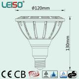 Рефлектор 3200k 98ra PAR38 с обломоком CREE (leiso)