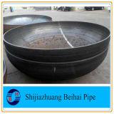 Rohrfitting Smls Sch40 des Kohlenstoffstahl-A420 Wpl6 Stahl-Schutzkappe