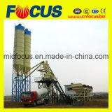 Завод высокого качества Hzs75 конкретный дозируя с конкретным смесителем Js1500