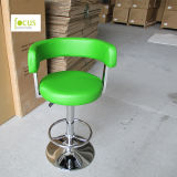 食事するPedal (FS-B417)のFurniture Swivel PU Lift Kitchen Bar Chairを