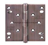 高品質の木のドア(3555-2BB)のための二重ホックの機密保護のヒンジ