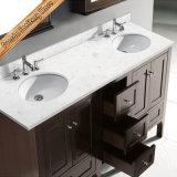 Governo di stanza da bagno americano classico di legno solido di vendita calda