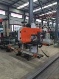 中国の木工業機械装置の販売のための使用された精密副木の水平の鋸