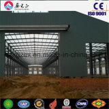 Estrutura de aço fábrica para ser oficina com Guindaste