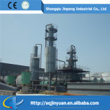 Überschüssiges Motoröl, das Maschine (1000, aufbereitet Tonnen)