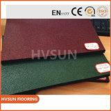 EPDM дешевые резиновые полы для спортивных мероприятий на улице Суда