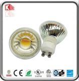 LED, die neuestes LED Lampen-Glas MR16 GU10 PAR16 des guten Preis-beleuchtet