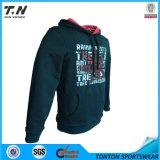 Soem-Form-kundenspezifisches polares Vlies-Sublimation Hoody Sweatshirt