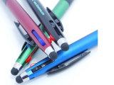 Les élèves les plus populaires Wrinting usine le crayon lecteur multicolore fait sur commande d'aiguille