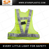 Тельняшка тельняшки безопасности тельняшки безопасности LRV-A73-260 СИД отражательная освещенная СИД отражательная Jogging