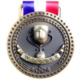 제 제 2 제 3를 위한 금 은 동메달