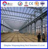 Gruppo di lavoro portale della struttura d'acciaio del blocco per grafici di Prefabrcated in Cina